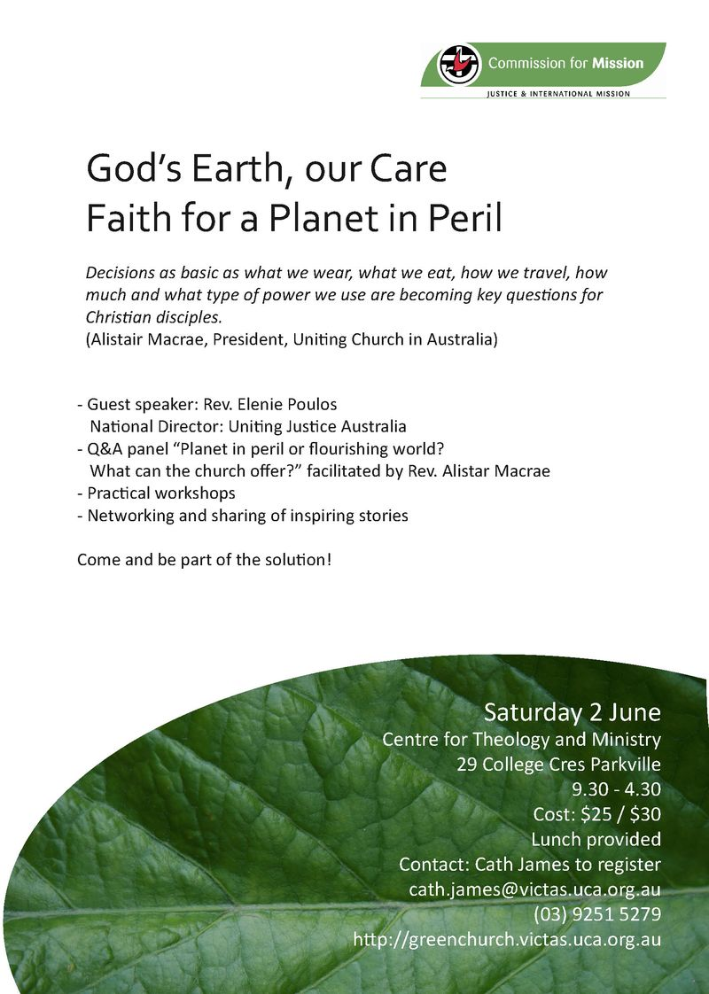 Eco-theol day flyer